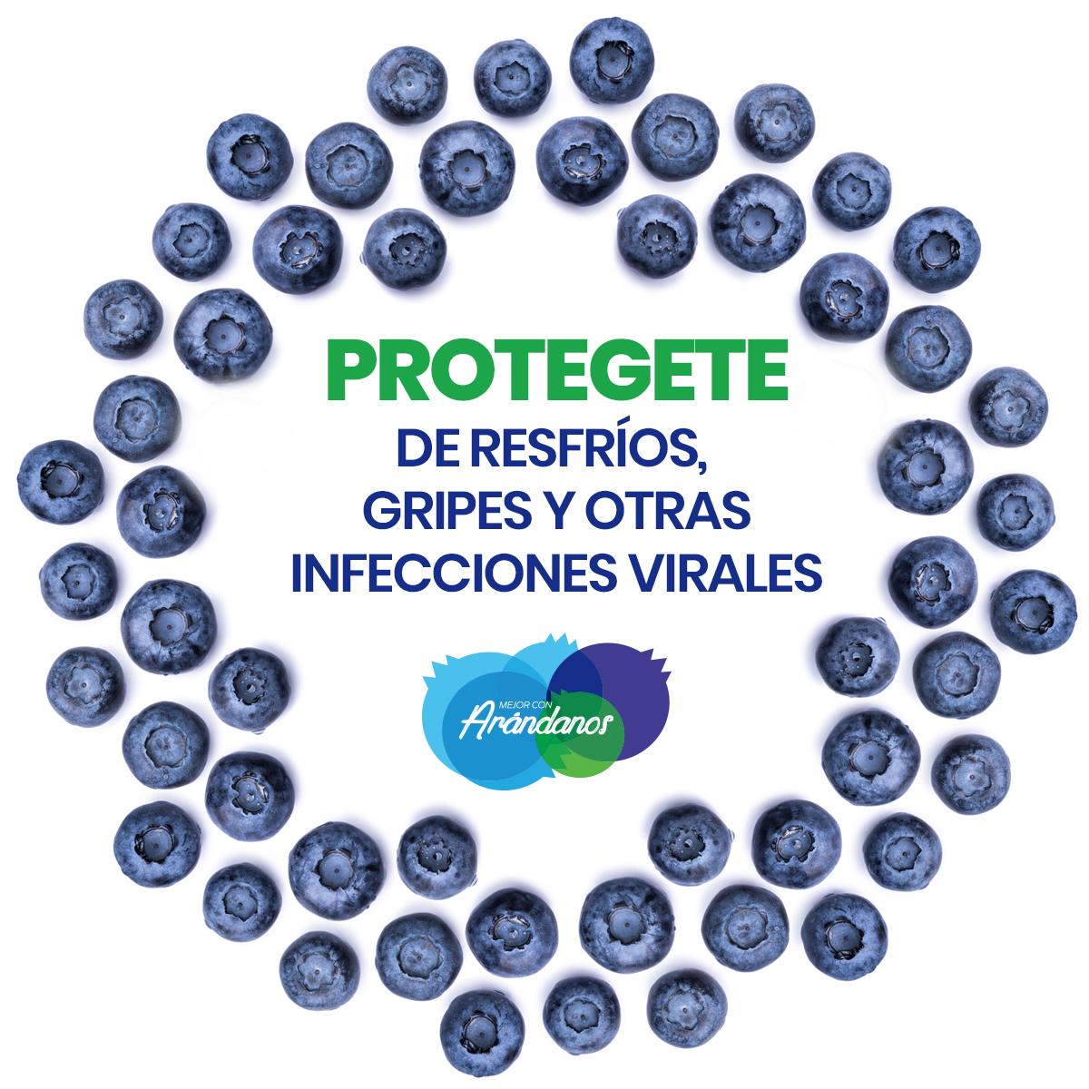 Protegete de resfrios, gripes y otras infecciones