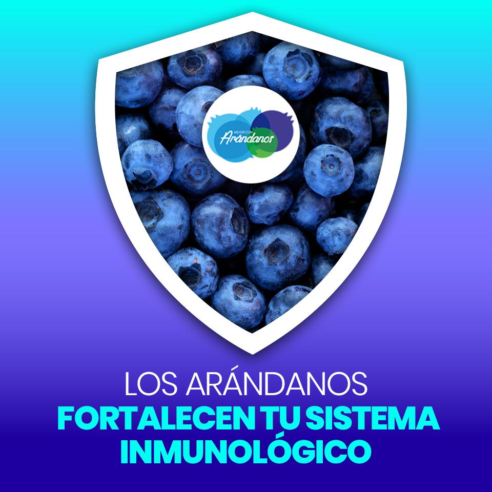 Fortalecen tu sistema inmunologico