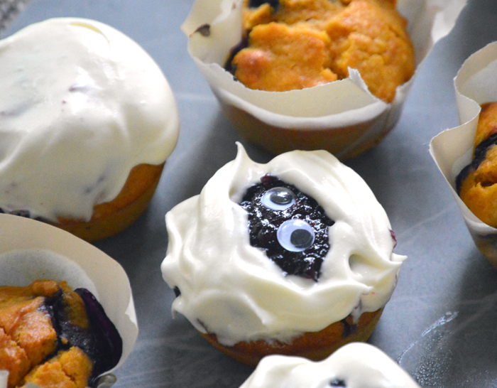 Muffins Spooky